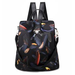 Женский рюкзак TuLaduo, 0994