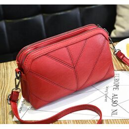 Женская сумка SMOOZA, красная 0997