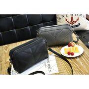 Женская сумка SMOOZA, красная П0997