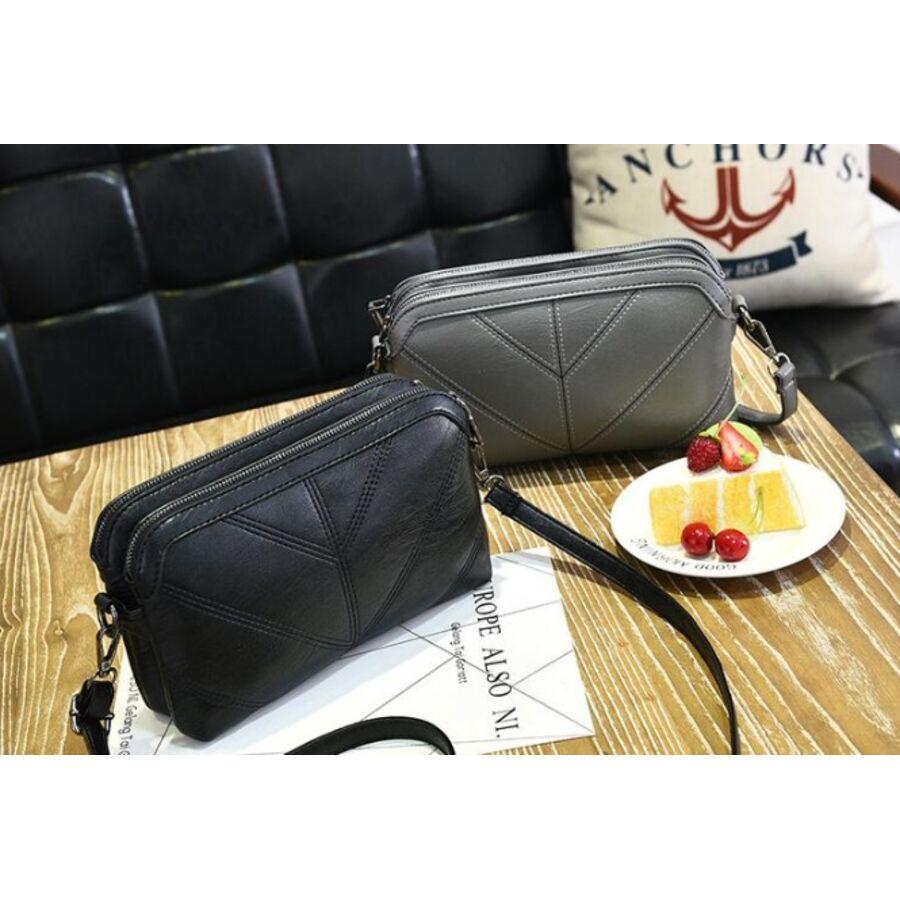 Женские сумки - Женская сумка SMOOZA, фиолетовая 0998