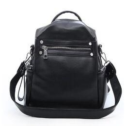 Женский рюкзак Joypessie, черный 1002