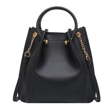 Женская сумка Zocilor, черная П1005