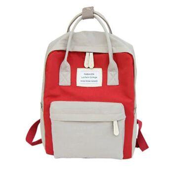 Женский рюкзак TuLaduo, красный 1035