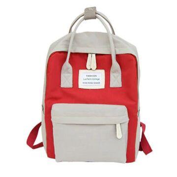 Женский рюкзак TuLaduo, красный П1035