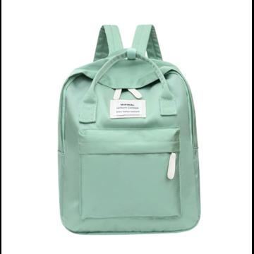 Женский рюкзак, голубой П1037