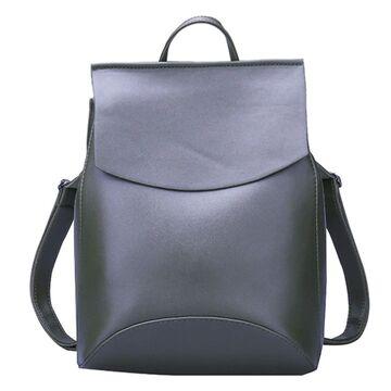 Женский рюкзак, зеленый П0007