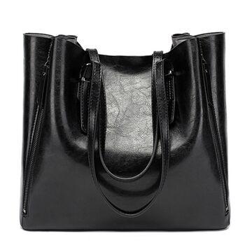 Женская сумка ACELURE, черная П1064