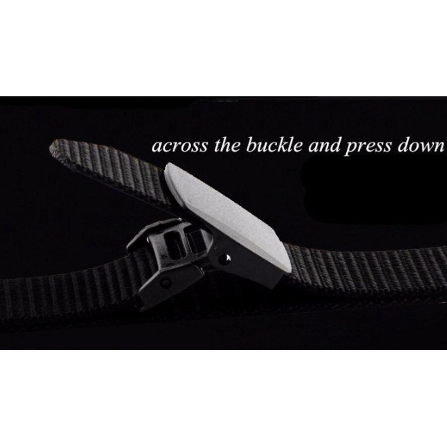 Мужские ремни и пояса - Мужской ремень COWATHER, черный 1074