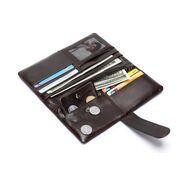 Мужской кошелек WESTAL, коричневый П1082