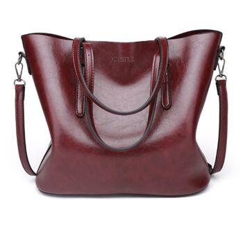 Женская сумка ACELURE, коричневая 1090