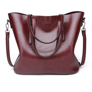 Женская сумка ACELURE, коричневая П1090