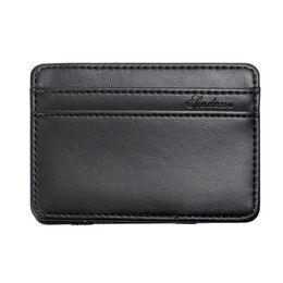 Зажим, кошелек, черный 1095