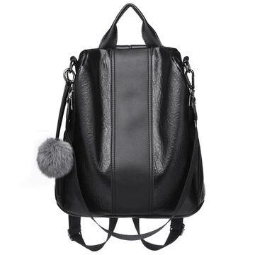 Женские рюкзаки - Женский рюкзак PHTESS , черный П1099