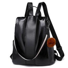 Женский рюкзак PHTESS , черный 1100