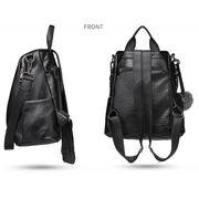 Женский рюкзак PHTESS , черный П1100