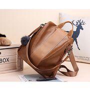 Женские рюкзаки - Женский рюкзак PHTESS , коричневый П1101