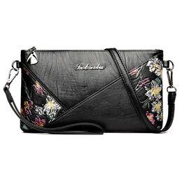 Женская сумка PHTESS, черная 1106