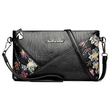 Женская сумка PHTESS, черная П1106