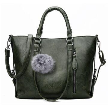 Женская сумка ACELURE, зеленая П1112