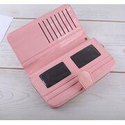 Женские кошельки - Женский кошелек ACELURE, розовый П1117