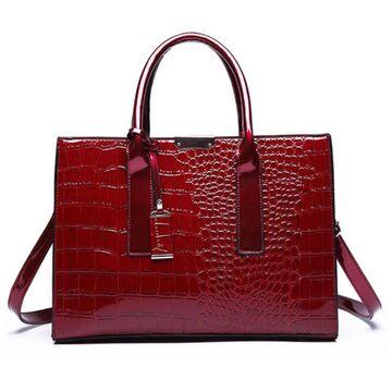 Женская сумка ACELURE, красная П1118