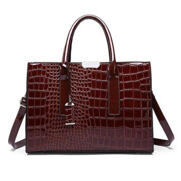 Женская сумка ACELURE, коричневый П1119