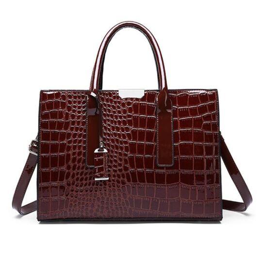 Женские сумки - Женская сумка ACELURE, коричневый П1119