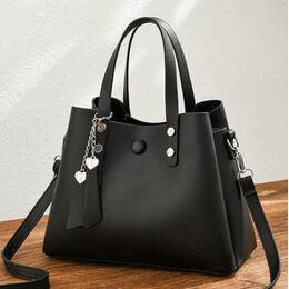 Женская сумка ACELURE, черная 1120
