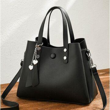 Женская сумка ACELURE, черная П1120