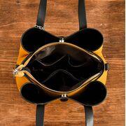 Женские сумки - Женская сумка ACELURE, черная П1120