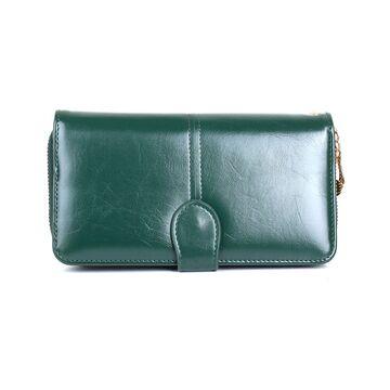 Женский кошелек ACELURE, зеленый П1121
