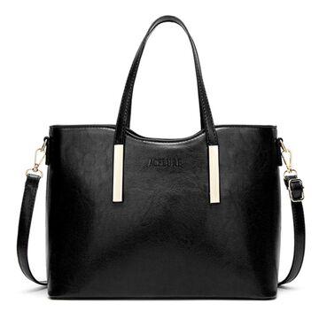 Женская сумка ACELURE, черная П1125