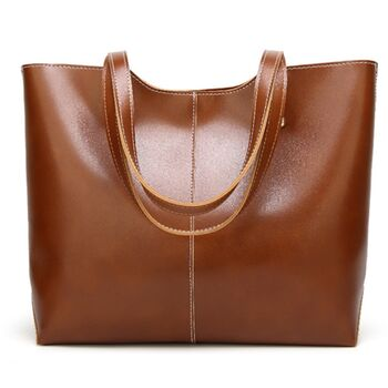 Женская сумка ACELURE, коричневая 1126