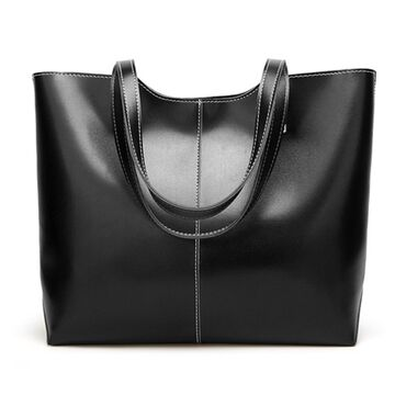 Женские сумки - Женская сумка ACELURE, черная П1127