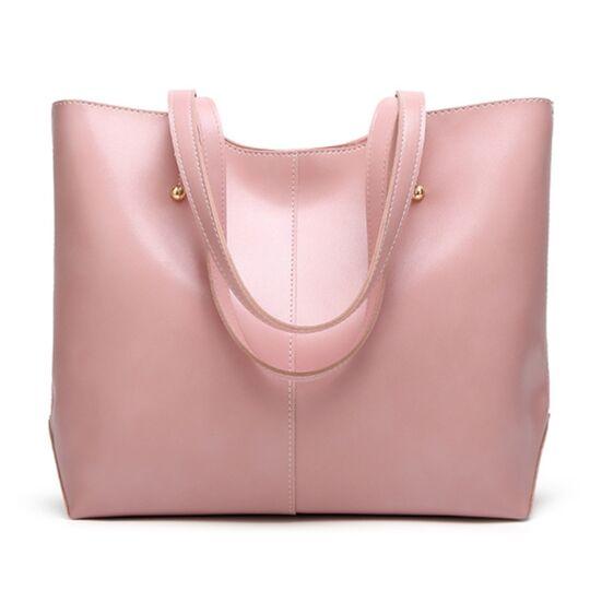 Женские сумки - Женская сумка ACELURE, розовая П1128