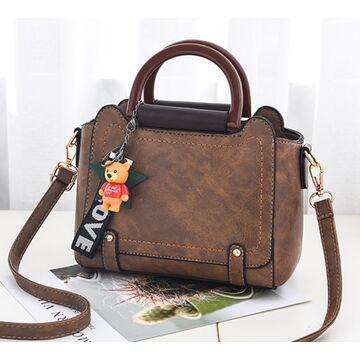 Женская сумка ACELURE, коричневая П1129