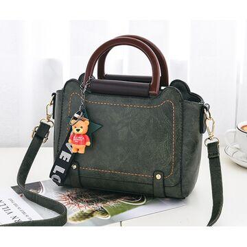 Женская сумка ACELURE, зеленая П1130