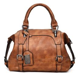 Женская сумка ACELURE, коричневая 1132