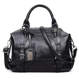 Женская сумка ACELURE, черная 1133