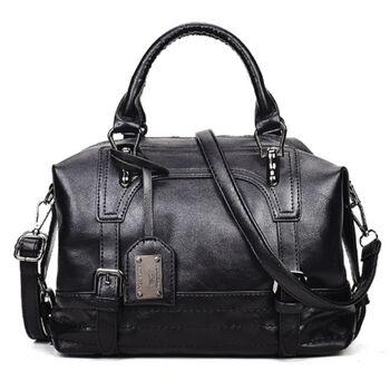 Женская сумка ACELURE, черная П1133