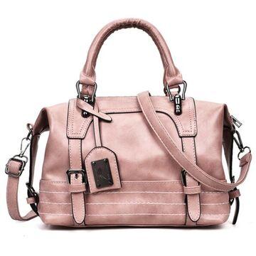 Женская сумка ACELURE, розовая П1134