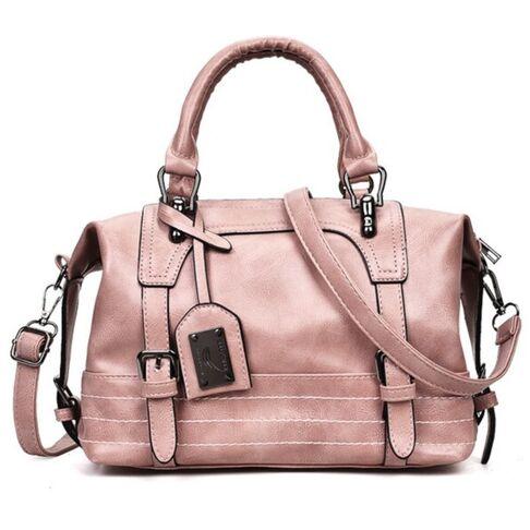 Женские сумки - Женская сумка ACELURE, розовая П1134