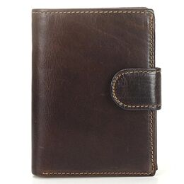 Мужской кошелек, коричневый 0012