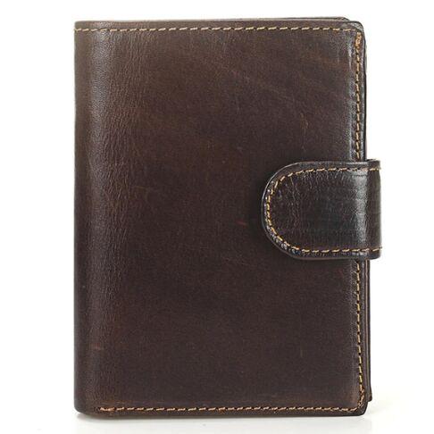 Мужской кошелек, коричневый П0012