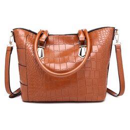 Женская сумка ACELURE, коричневая 1135