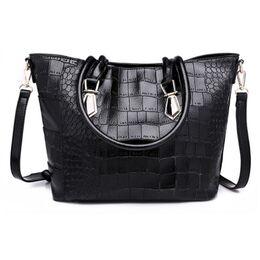 Женская сумка ACELURE, черная 1136