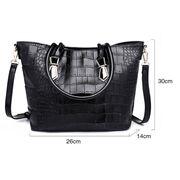 Женская сумка ACELURE, черная П1136