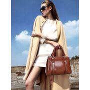 Женская сумка ACELURE, коричневая П1138