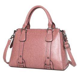 Женская сумка ACELURE, розовая 1139