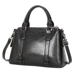 Женская сумка ACELURE, черная 1140
